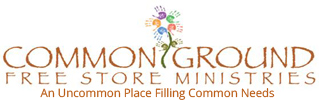 Common Ground Free Store Logo